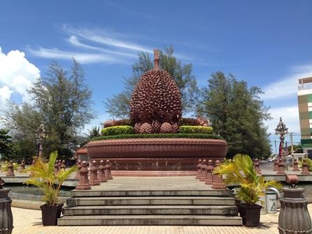 一人で行くカンボジア国内旅行 カンポット編①