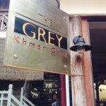 KHMER RESTAURANT 'THE GREY'