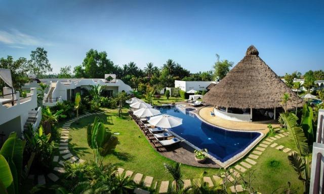 素敵な空間のなかでゆったりと過ごせる「Navutu Dreams Resort」