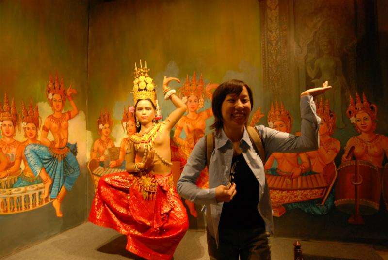 【何でも体験カンボジア】カンボジア文化村体験の巻