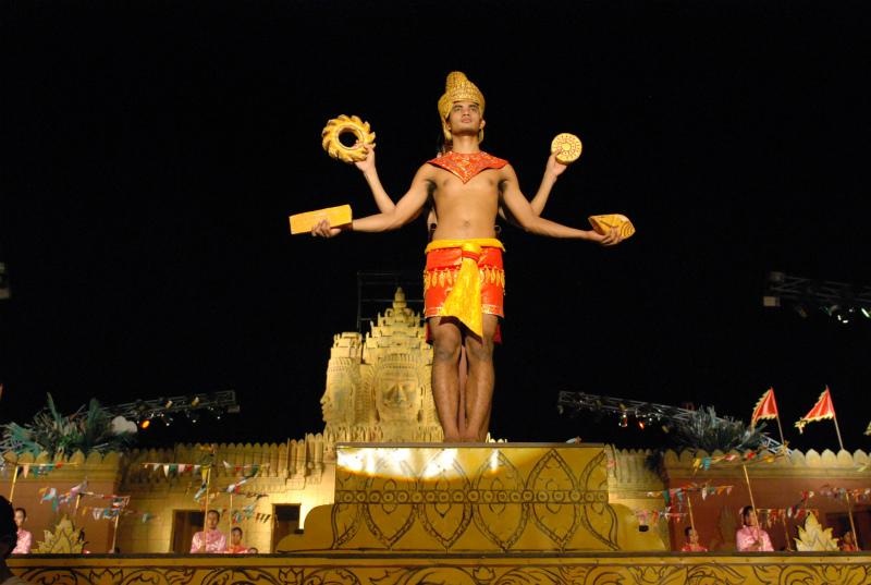 Cambodia Cultural Village (682)