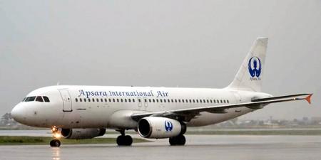 カンボジア国内線に新しい航空会社が登場!アプサラ航空