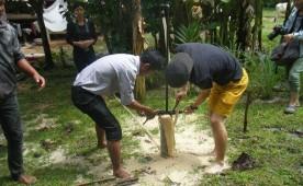 井戸掘り募金