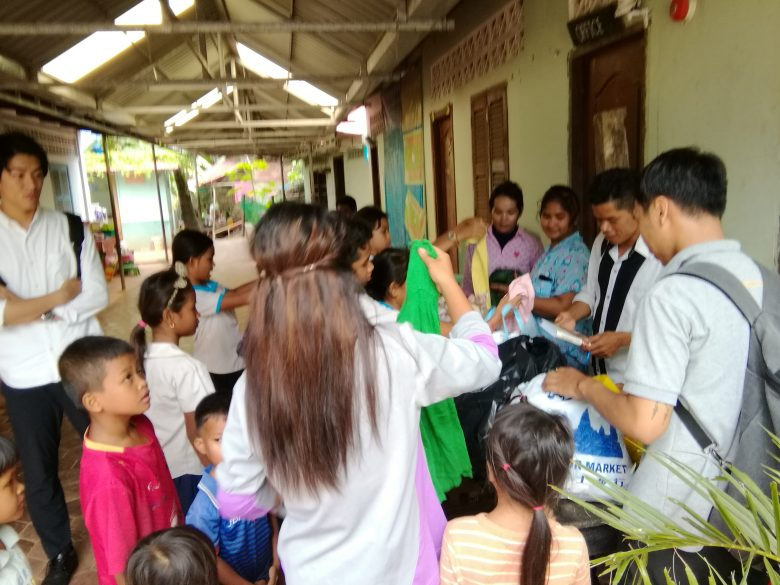 孤児院で元気もらってきました!!