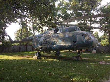 カンボジア戦争博物館 に行ってみた