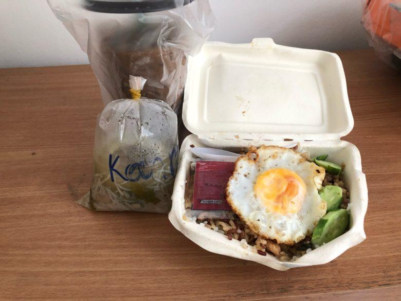 【インターン日記3】カンボジアでのお昼ごはんの話