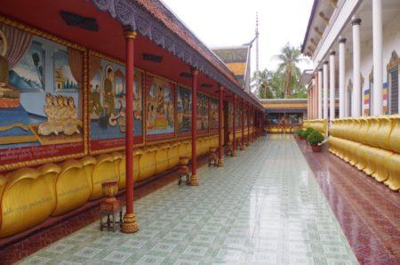 【インターン日記17】シェムリアップの現代寺院