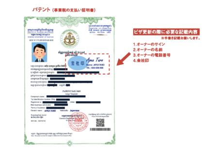 【最新情報】カンボジアのビザ更新時の注意点(2020月10月~)