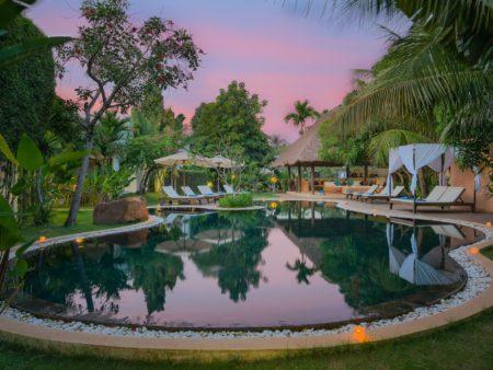 【シェムリアップ】ゆったりくつろげるNavutu Dreams Resort