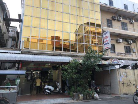 【プノンペン】日本人バックパッカーの聖地はいま…「CAPITOL HOTEL」