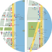 お役立ち地図/リバーサイド