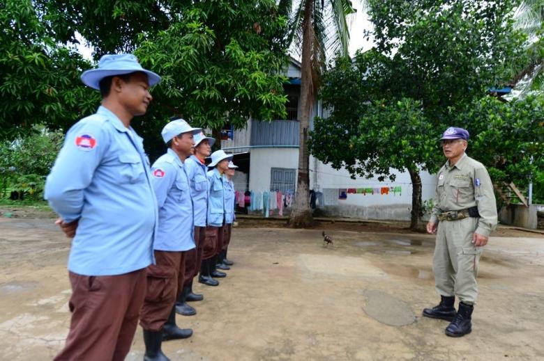 カンボジアに眠る600万個の地雷...